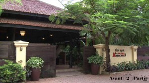 Pavillon Indochine Hotel Siem Reap