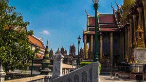 Visite du Grand Palace Bangkok, un monument incontournable