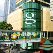 Shopping Gaysorn Plaza Bangkok