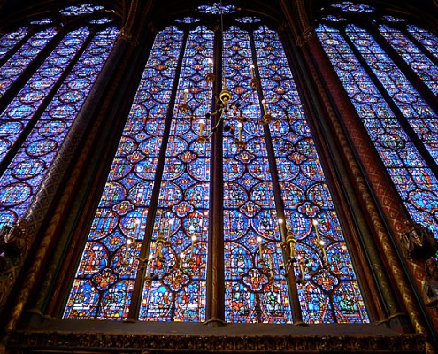 Sainte-Chapelle visite Paris
