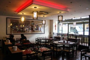 restaurant chinois Paris Belleville ou manger