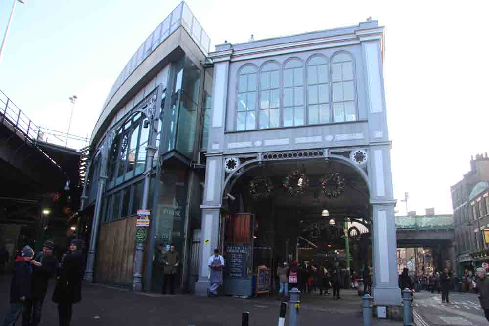 borough market bien visiter Londres
