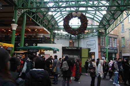bien visiter le borough market