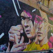 Street Art Hong Kong Bruce Lee